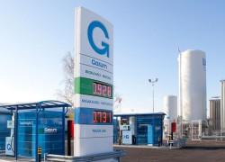 Finlande : Gasum installe une nouvelle station GNV dans la région des Lacs
