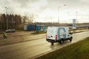Gasum financ� par l�Europe pour le d�ploiement de stations GNL renouvelables