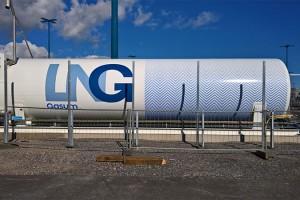 Finlande : une première station GNL pour poids-lourds ouvre ses portes à Helsinki
