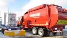 Québec - Gaudreau Environnement choisit le gaz naturel