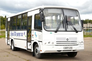 Russie – Gaz Group livre 95 bus GNV � la ville de Krasnodar