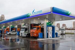 La plus grande station GNV d'Europe inaugurée à Moscou