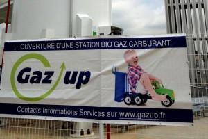 Gaz'UP inaugurera la station GNV de Toulouse le 5 avril