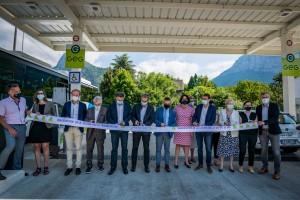 Isère : GEG inaugure sa 5e station GNV à Saint-Egrève