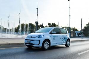 Catch a Car : des voitures GNV en autopartage à Genève
