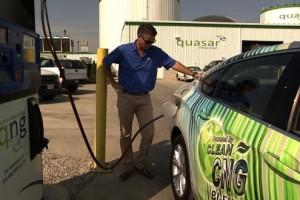 USA � GM teste le biogaz sur la Chevrolet Impala bi-fuel GNV