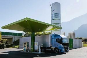 Allemagne : triplement des ventes de GNL en 2020