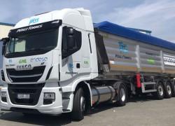 Endesa teste un camion au GNL en Espagne