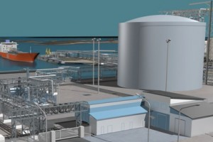 L'Europe valide le financement d'un terminal GNL en Finlande