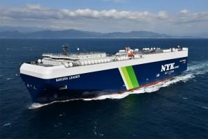 Dans le maritime, les navires au GNL représentent 30 % des commandes