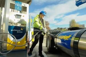 Le Minist�re de l�Ecologie publie un rapport sur le GNL carburant