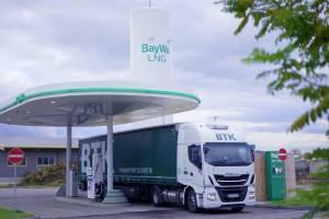 Allemagne : forte hausse des ventes de GNL en 2020