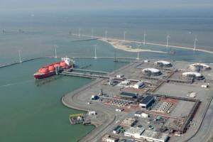 L'Europe finance le d�veloppement du gaz naturel liqu�fi� en Mer du Nord