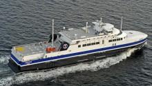 L'Europe finance la construction d'un ferry GNL en Allemagne