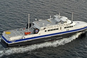 L�Europe finance la construction d�un ferry GNL en Allemagne