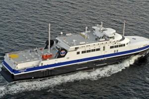 L�Europe finance la construction d�un ferry GNL en Allemagne