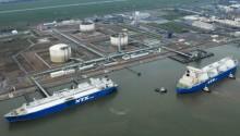 GDF Suez réalise son 1000ème chargement GNL