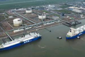 GDF Suez r�alise son 1000�me chargement GNL