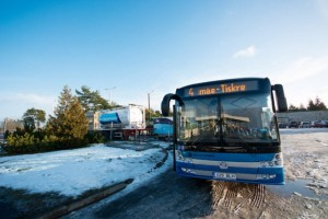 Une premi�re station GNL install�e � Tallin