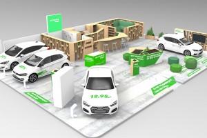 Salon de Genève 2018 : les voitures GNV seront de nouveau à l'honneur !