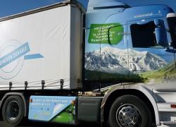 Loire : 11 transporteurs s'unissent pour l'acquisition de 15 camions au gaz