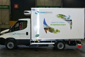 Star Service agrandit sa flotte de véhicules GNV