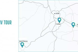 Auvergne Rhône Alpes : un GNV Tour pour promouvoir le maillage régional