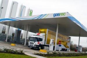 Angleterre � Un r�seau pour promouvoir le gaz naturel dans les transports