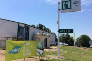 DEFA inaugure une nouvelle station GNV publique dans les Landes