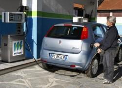 Italie - 72000 véhicules GNV immatriculés en 2014
