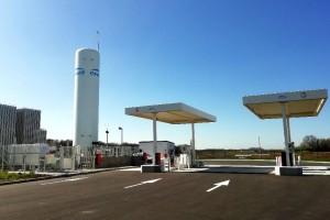Indre-et-Loire : GNVERT ouvre une station GNLC à Sorigny