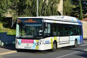 Le Grand Poitiers veut plus de 50 % de bus GNV