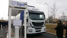 Le SIGEIF et GRDF envisagent la production de bioGNV à Gennevilliers