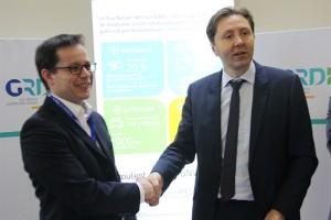 Camions GNV : GRDF signe un partenariat avec Transalliance
