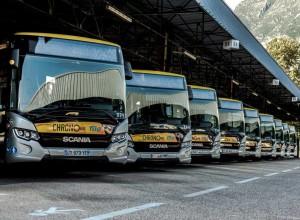 Grenoble : nouvel appel d'offres pour l'acquisition de bus GNV