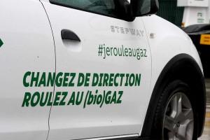 Dacia GNV : l'expérimentation expliquée par GRTgaz