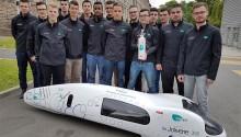 Le Microjoule roulera au biométhane pour le challenge EducEco