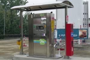 Italie : HAM et Iveco inaugurent une station GNL dans le Pi�mont
