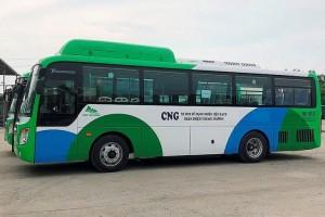 Vietnam : Hanoi met en service ses premiers bus au gaz naturel