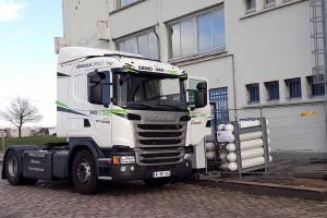 GRDF et le Port du Havre proposent aux transporteurs de tester le GNV