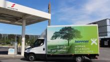 Heppner s'équipe d'un premier camion GNV avec Sogaris