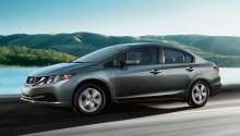 Honda s'apprête à lancer la Civic gaz naturel aux Etats-Unis