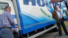 Le transporteur Houtch mise sur le GNV pour ses camions