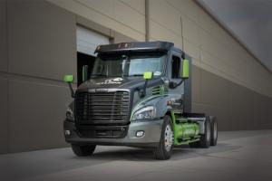 Hyliion lance un camion électrique à prolongateur GNV