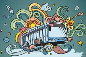 Ile-de-France : GRDF en campagne pour promouvoir les bus au biogaz
