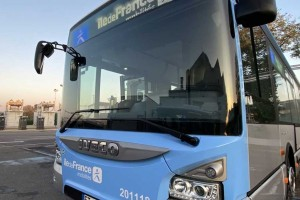 Ile-de-France : le dépôt de Conflans reçoit ses premiers bus GNV