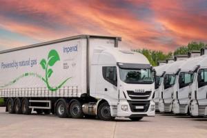 Au Royaume-Uni, 18 camions au bioGNL pour servir BMW