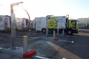 Bennes GNV de Grenoble : le déploiement de la station d'Eybens expliqué par Ingeole et SPMO