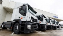 Espagne : Iveco livre 5 camions GNL au transporteur Inlagri