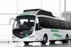 Irizar lance une offre d'autocars GNV avec Scania